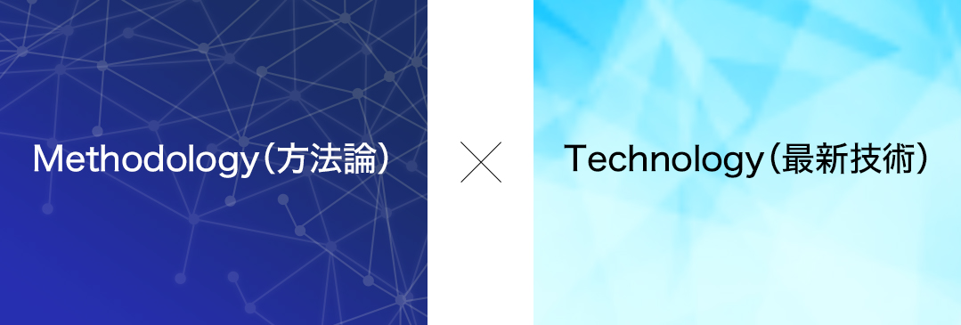 Methodology(方法論) Technology(最新技術)
